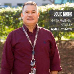Louie Nioko | Cymer/ASML