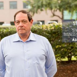 Steve Silott | Business Manager | 20th Anniversary