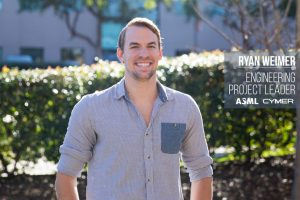 Ryan Weimer | Engineering Project Leader Cymer/ASML