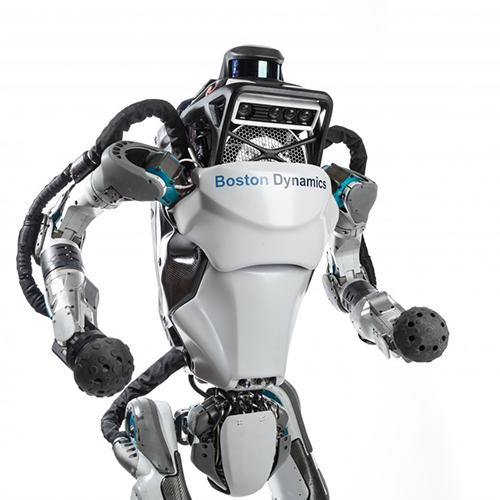 Boston Dynamics, Atlas robot