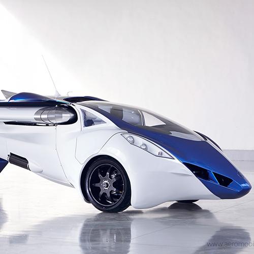 flying car, Aeromobil